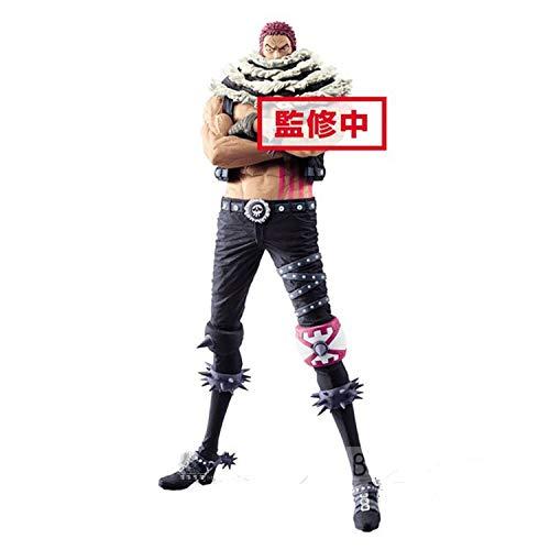 One Piece King of Artist The katakuri Action Figure PVC Figura Model Figurine Dolls