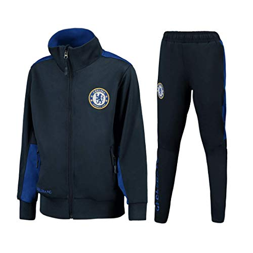 Chelsea FC kinder trainingspak 19/20 - full zip - joggingspak - official Chelsea FC product