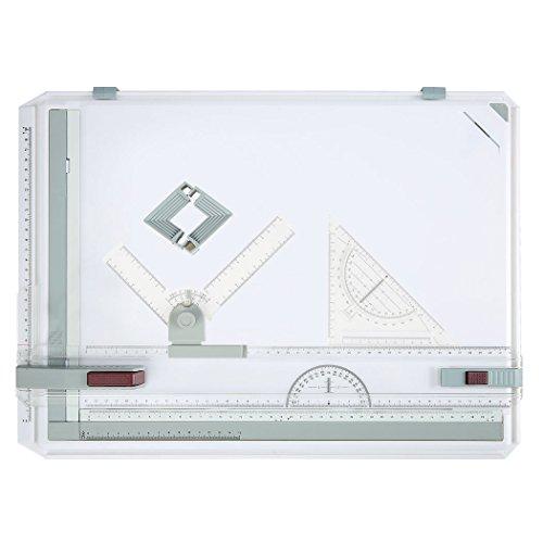 Befied Tavolo da Disegno Tavola Grafico Portabile A3...