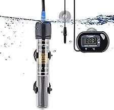 FREESEA 25 Watt Aquarium Betta Fish Tank Heater with Aquarium Submersible Thermometer