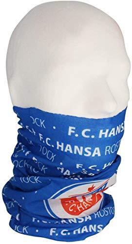 FC Hansa Rostock - Multifunktionstuch Halstuch Stirnband