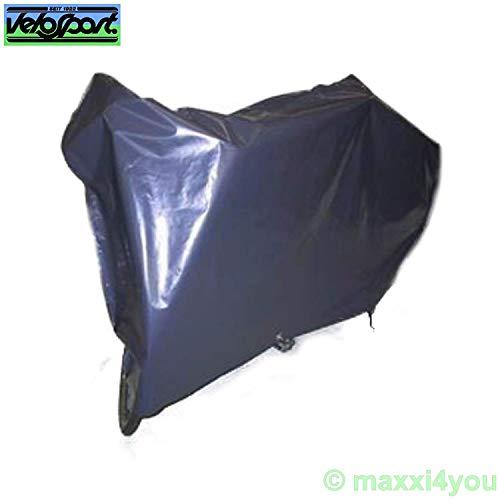 W01260104 Velosport Fahrradgarage Rollergarage Größe 1,80 x 1,00 m PE-Folie Blau