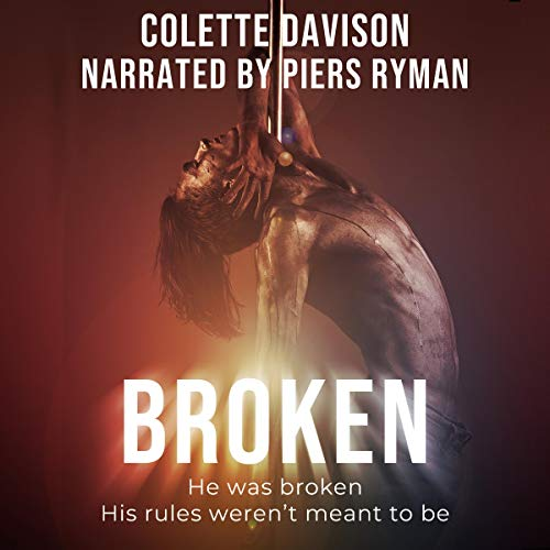 Broken Audiobook By Colette Davison cover art