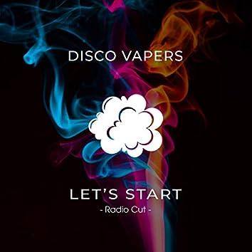 Let's Start (Radio Cut)