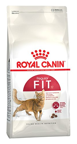 Royal Canin Katzenfutter Feline Fit 32, 1er Pack (1 x 2 kg Packung)