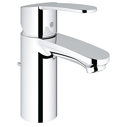 Grohe Eurostyle Cosmopolitan S-Size Single-Handle Single-Hole Bathroom Faucet - 1.2 GPM,2303600A,StarLight Chrome