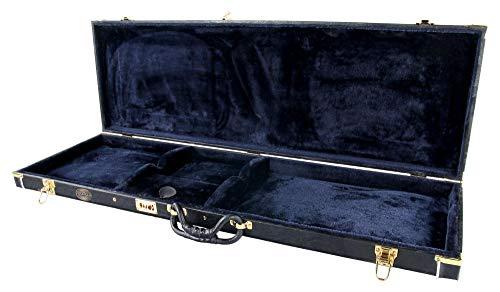 Custodia Rocktile per Basso Elettrico J-Style, 120 cm, Nero