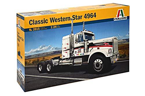 Italeri Maqueta de camión US US Truck Western Star 510003915 (Escala 1:24)
