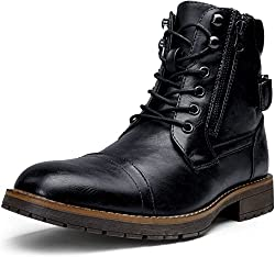"""""""VOSTEY Mens Boots Hiking Boots for Men Casual Boots Mens Water-Resistant Winter Boots"""""""