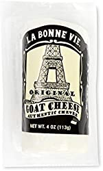 La Bonne Vie Original Goat Log, 4 oz