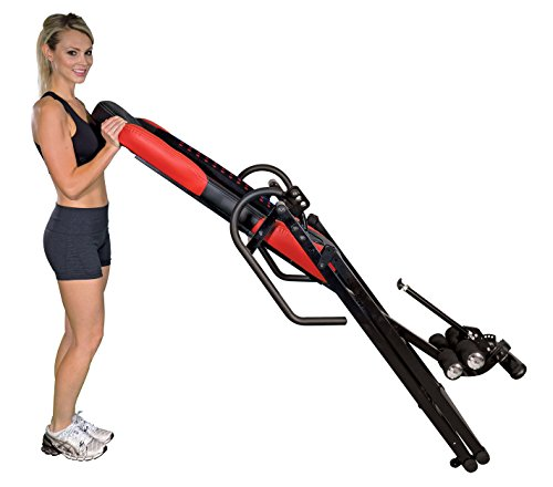 Product Image 3: Health Gear ITM5500 Advanced Technology Inversion Table With Vibro Massage & Heat – Heavy Duty up to 300 lbs.