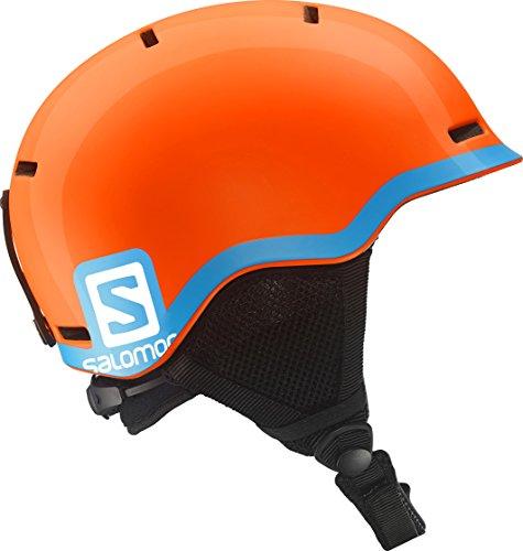 Salomon Kinder Grom Ski- und Snowboardhelm, In-Mold-Schale und EPS-Innenschale, Kopfumfang 49-53 cm,...