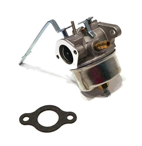 Replacement Carburetor for Tecumseh 632615 632208 632589 H30 H35