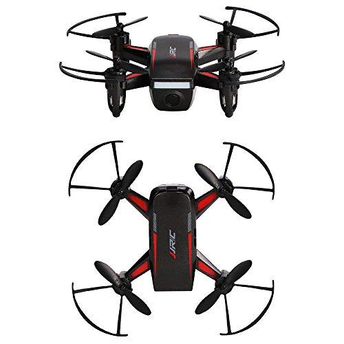 Drone Remoto, LED de Gravedad de la luz de detección de cámara HD de Altura Fija 3D Flip y el Modo sin Cabeza, Adecuado para Principiantes para Volar,1
