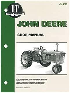 JD203 John Deere 3010 3020 4000 4010 4020 4320 4520 4620 5010 5020 6030 Manual