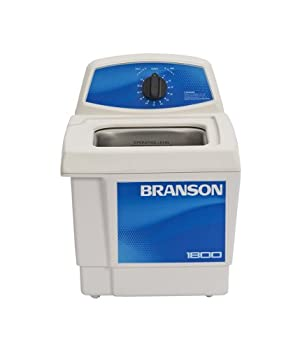 Branson CPX-952-116R Series M Mechanical Cleaning Bath with Mechanical Timer 0.5 Gallons Capacity 120V