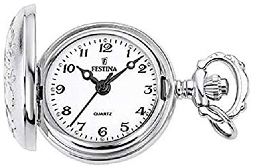 Festina Reloj de Bolsillo Análogo de Cuarzo F2032/1