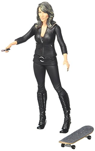 Sons of Anarchy Gemma Teller Exklusive Actionfigur [Grillmesser]