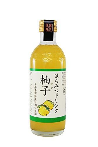 藤井養蜂場 はちみつドリンク 柚子 300ml