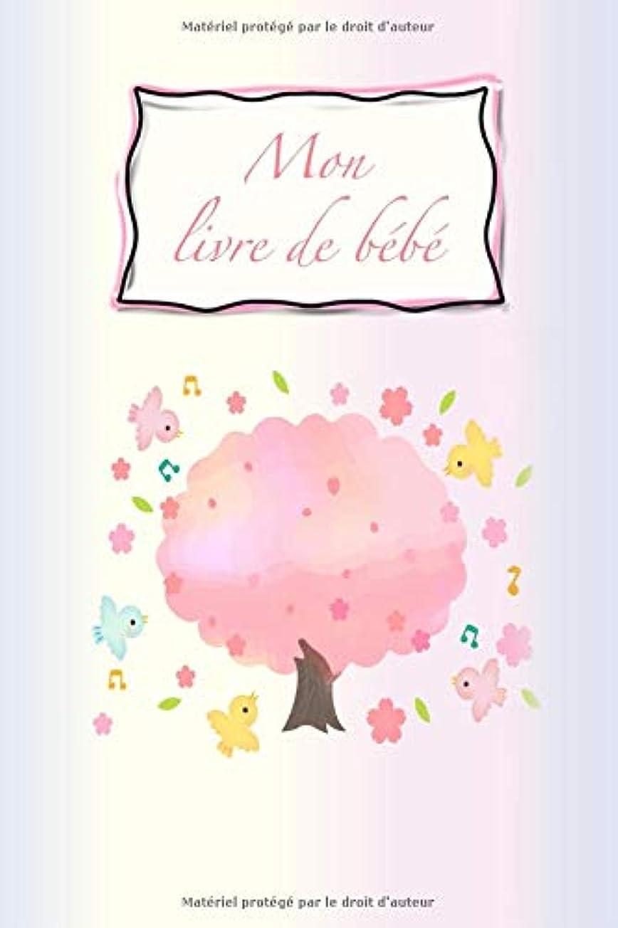 夜明けにお香欠乏Mon livre de bébé: Souvenirs écrits, dessins, jalons et photos : le journal de bébé pour les auto-écrivains.