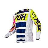 Maillot de ciclismo de manga larga para hombre, rendimiento de velocidad al aire libre, tejido transpirable de secado rápido, traje de ciclismo de montaña, A-6, 4XL