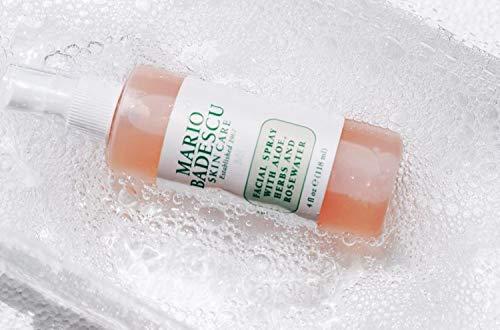 Spray pour le Visage à l'Aloe, aux Herbes et à l'Eau de Rose Mario Badescu - 3
