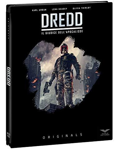 Dredd - Il Giudice dell'Apocalisse Combo (2 Blu Ray)