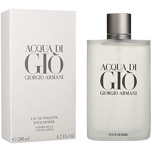 Giorgio Armani Men's Acqua Di Gio Eau de Toilette Spray, 6.7 fl. oz.