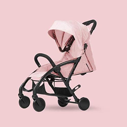 GPWDSN kinderwagen, voetenzak sportkinderwagen, zitje, horizontaal, draagbaar, schokken, mini trolley, reis
