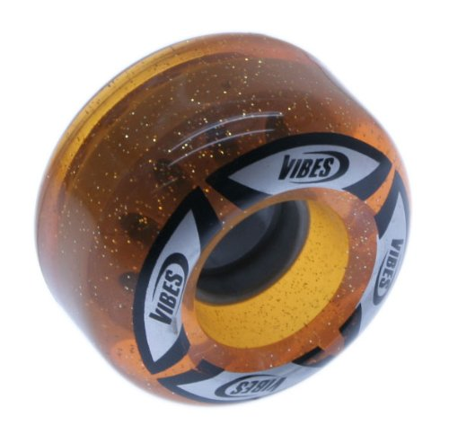Vibes 62 mm Rollen für Rollschuh oder Disco-Roller