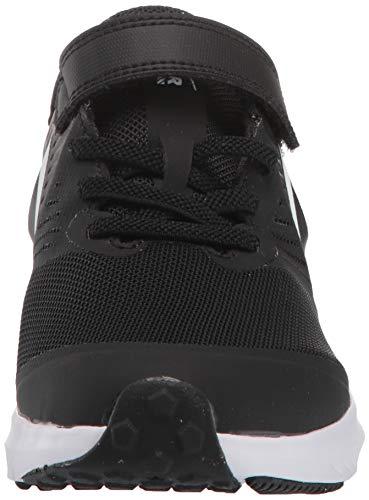 Nike Star Runner 2 (PSV), Zapatillas de Correr, Negro (Black/White/Black/Volt 001), 34 EU