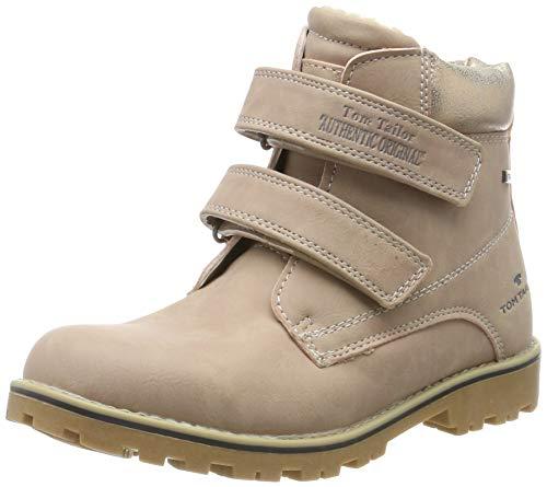 TOM TAILOR Unisex-Kinder 7970501 Klassische Stiefel, Pink (Nude 01521), 25 EU