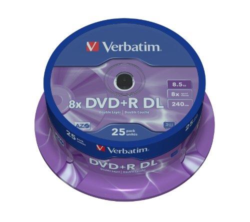 Verbatim Corporation -  Verbatim Dvd+R