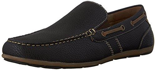GBX Men's Ludlam Slip-On Loafer, Brown, 13