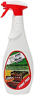 Well Done St.Moritz Oven Cleaner 27Oz (750Ml) Fume Free Pack (3)