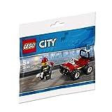 レゴ 30361 シティー 消防バギー