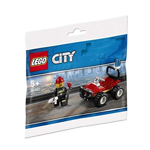 LEGO 30361 Feuerwehr-Buggy Bausteine, Bunt