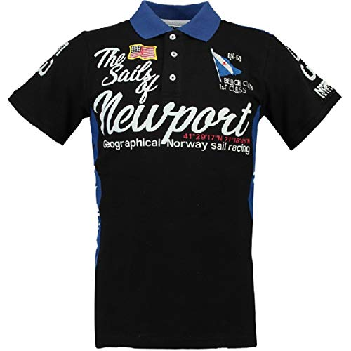 Geographical Norway Polo Manches Courtes Coton KAYPORT SS Men