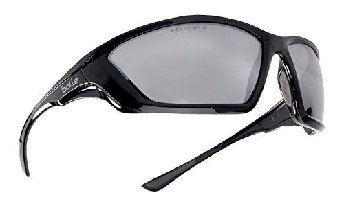 Bolle SWATFLASH SWAT- flash PC-lens antikras, Zilver