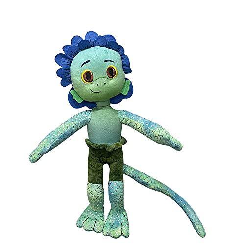 40 Cm Pixar Luca Alberto Peluche,Sea Monster Peluche Bambola Giocattolo Morbido Peluche Kid Girl Natale Regalo Di Compleanno