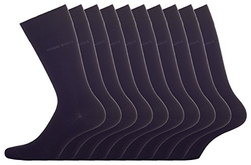 BOSS Hugo Herren Socken Twopack RS Uni 10112280 01, 10er Pack