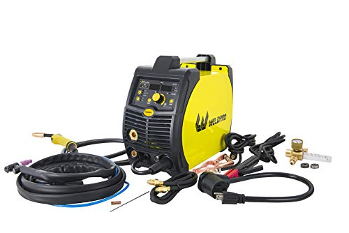Weldpro 200 Amp Inverter Multi Process Welder