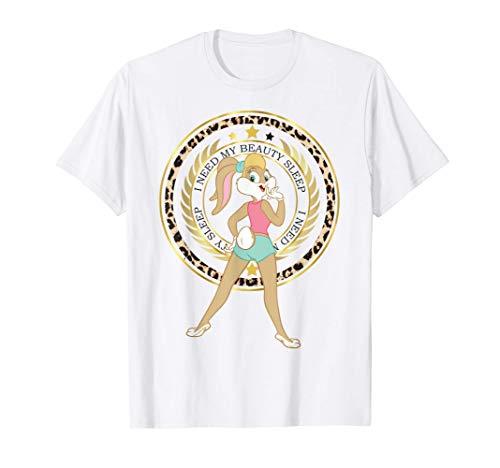 US Looney Tunes Lola Bunny Beauty Sleep 01 LIGHT Camiseta