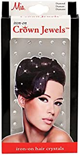 Best hair jewels iron on Reviews