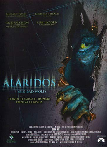 Big bad wolf (Alaridos) [DVD]