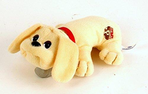 Schildkröt Schmusehund Wauzi, 22 cm, beige