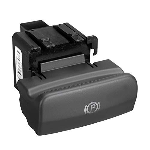 YANGJUANJUAN Interruptor de Control de Freno de Freno de Mano eléctrico de Coche Ajuste para Peugeot 3008/5008 470706 (Color : Zwart)