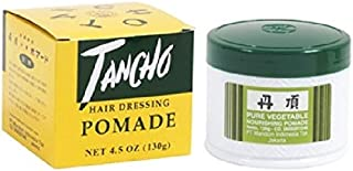 TANCHO POMADE HAIR DRESSING 4.5 oz / 130 g to groom unruly hair plus shine