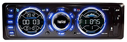 Tunes2Go RUS-121B Digital Car Media Player/Receiver Unit