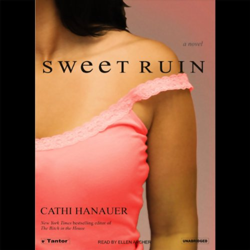 Sweet Ruin audiobook cover art